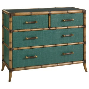 Pacific Teal Chest