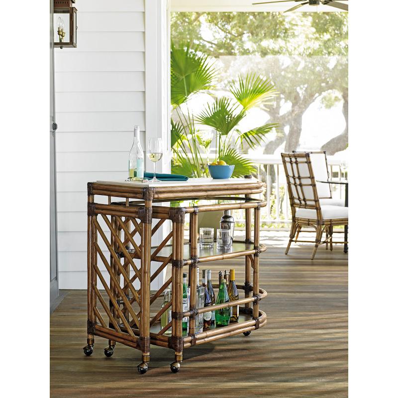 Cable Beach Bar Cart