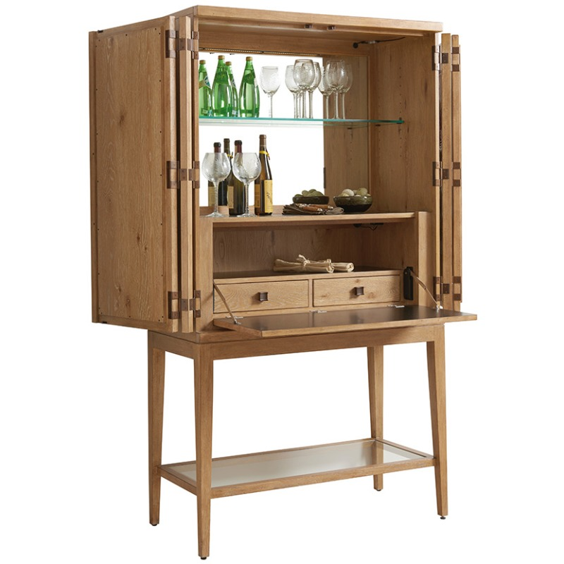Cameroon Bar Cabinet
