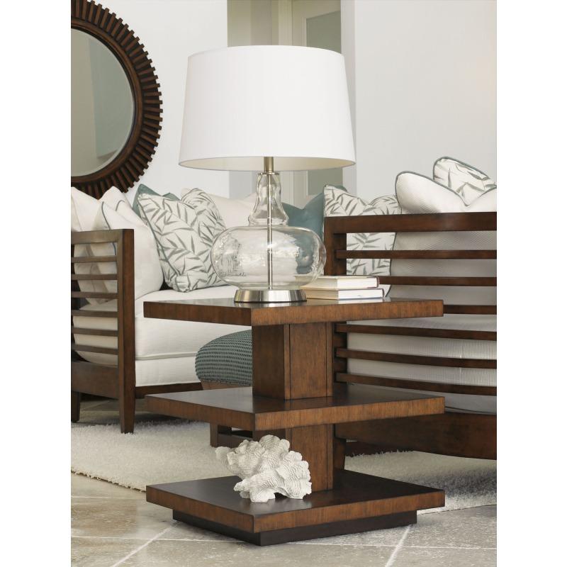 Lagoon Lamp Table