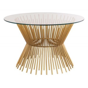 Grace Glass Coffee Table by Inspire Me! Home Decor