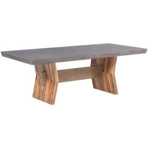 Astoria Dark Concrete Table