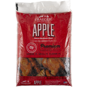 Apple Hardwood Pellets