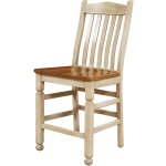 Adirondack Stationary Bar Height Stool