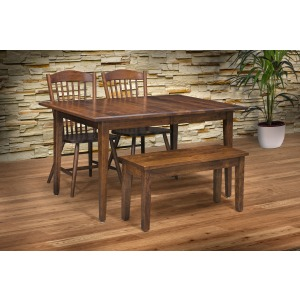Freeport Dining Set with Bench