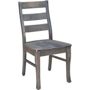 Small Space Living Ladder Back Side Chair