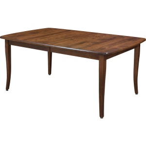 "Vienna Table 42x66 2L-12"" Table"