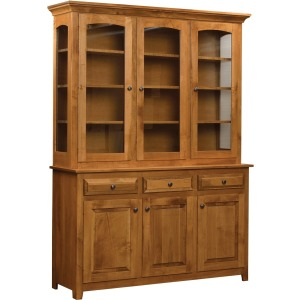 BiltRight 3 Door Hutch Base & Top