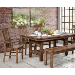 Sutter Mills 6 PC Dining Set