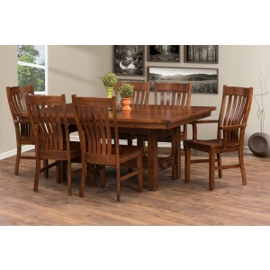 7pc Sutter Mills Table Set
