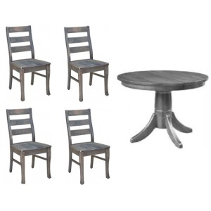 Small Space Living 5 PC Dining Set