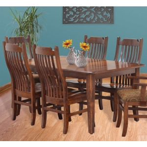 Easton Pike 5 PC Dining Set