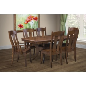 Fort Knox Dining Set