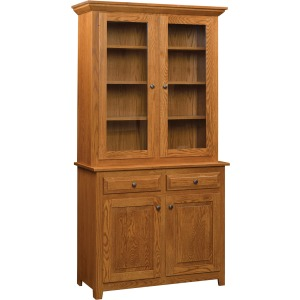 Nashville 2 Door Hutch Top