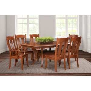 Fort Knox 7 PC Dining Set