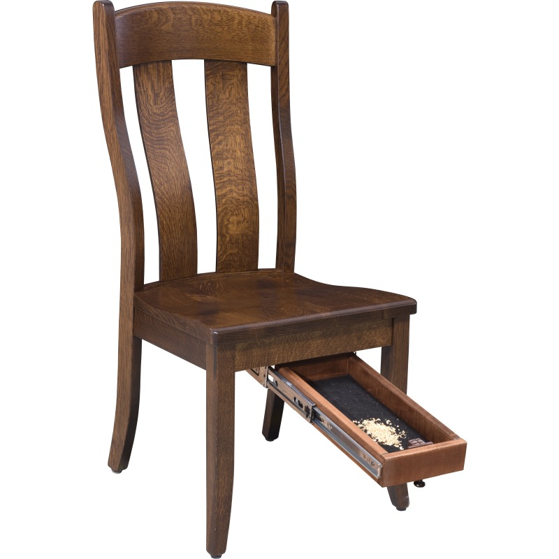 Fort Knox Side Chair with Quick Drawer  .jpg