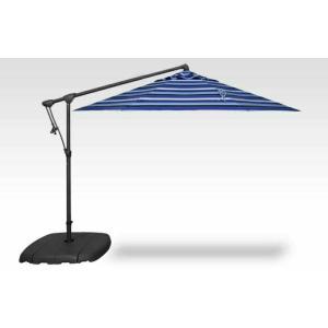 10' AG19 Cantilever Octagon Umbrella & Base