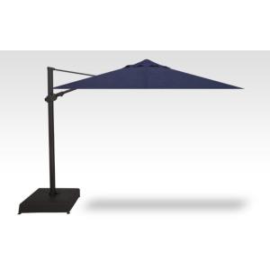 AG25TSQR Cantilever Square Umbrella