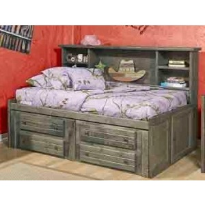 Cheyenne Twin Storage Bed