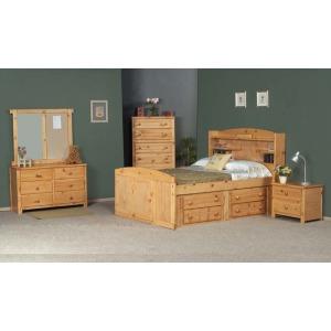 Palomino Twin Bed