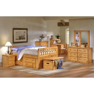 Bayview Captain\'s Twin Bed