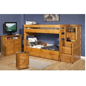 Bayview 2 Drawer Nightstand