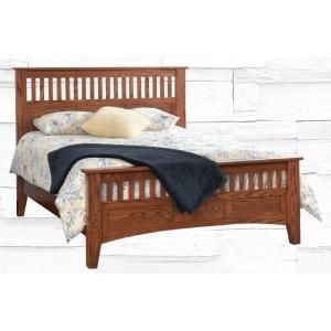 Siesta Mission Queen Bed