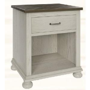 Hickory Grove 1 Drawer Nightstand
