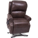 Pub Power Lift Recliner Chair - Medium