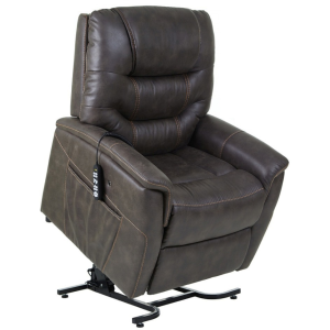 Marbella Medium Lift Recliner - Graphite