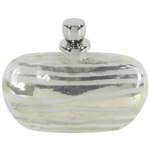 Alum Glass Bottle