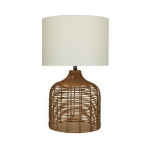 Nature Color Rattan Table Lamp