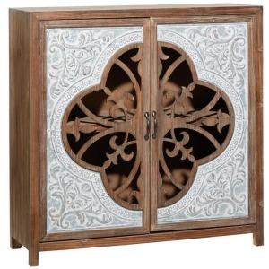 Wood Metal Cabinet