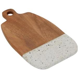 Terracotta Wood Chopping Board