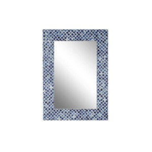 WD Bone Wall Mirror