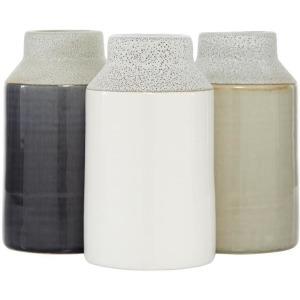 Ceramic Vase - 3 Asst