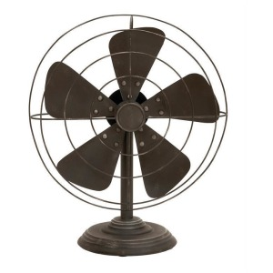 Metal Fan Non-Functional