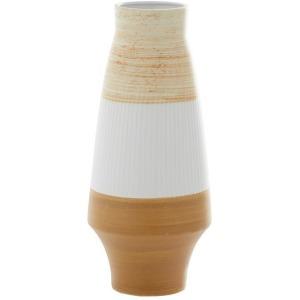 Ceramic Vase - Tan