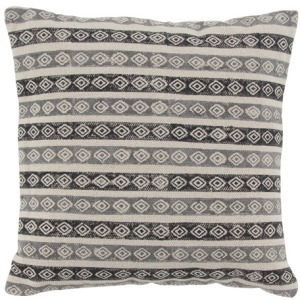 Cotton Fabric Pillow 20' x 20""