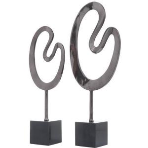 Aluminum Marble Sculpture - Small