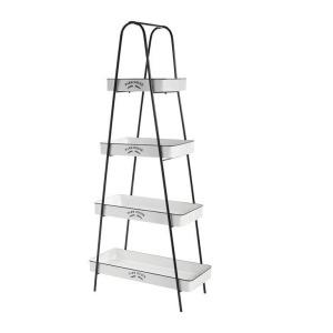 Metal 4 Tier Shelf