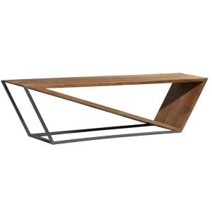 "Wood 68"" Bench"