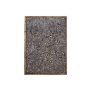 Wood Metal Wall Art