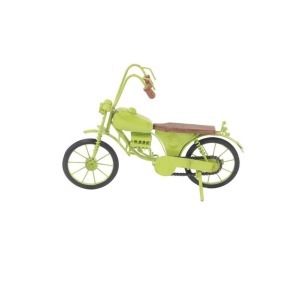 Metal Wood Bicycle