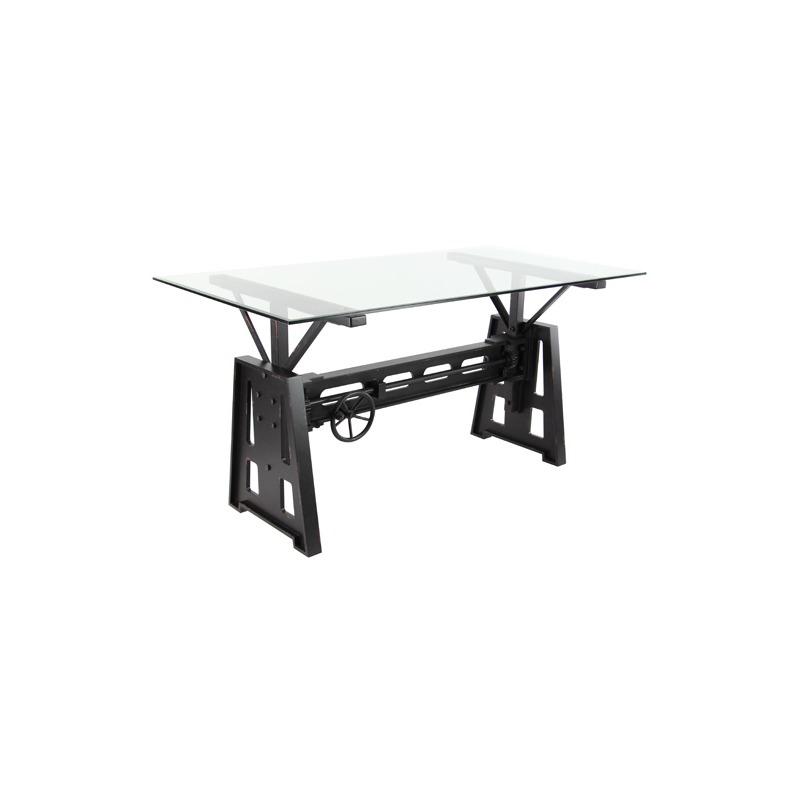 Enjoyable Metal And Wood Table By Uma Enterprise 42925 Michael Ibusinesslaw Wood Chair Design Ideas Ibusinesslaworg