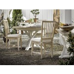 SIDE CHAIR - WASHED LINEN