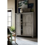 Wide Utility Cabinet - Single Item Room Scene