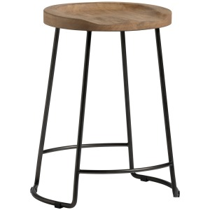 Curated Orwell Counter Stool