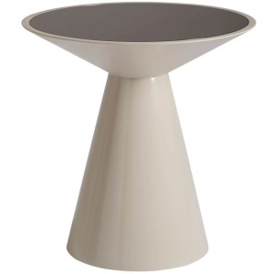 Nina Magon Roni Round Accent Table