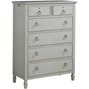 Summer Hill Drawer Chest - French Gray
